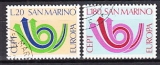 CEPT San Marino 1973 oo