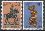 CEPT Liechtenstein 1974 oo