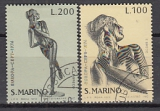 CEPT San Marino 1974 oo