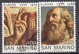 Cept San Marino 1975 oo