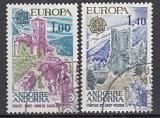 CEPT Andorra frz. 1977 oo