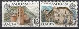 CEPT Andorra sp. 1978 oo