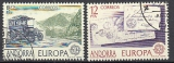 CEPT Andorra sp. 1979 oo