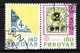 CEPT Färöer 1979 oo
