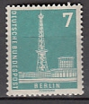 Berlin Mi.-Nr. 135 vv **