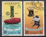 CEPT Guernsey 1979 oo
