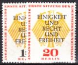 Berlin Mi.-Nr. 174/5 **