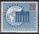 Berlin Mi.-Nr. 189 **