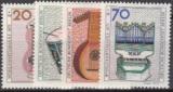 Berlin Mi.-Nr. 459/62 **