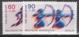 Berlin Mi.-Nr. 596/7 **