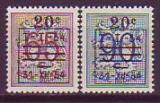 B-Mi.-Nr. 987/988 **