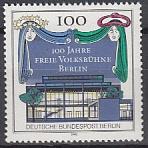Berlin Mi.-Nr. 866 **