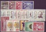 Berlin Jahrgang 1957 postfrisch
