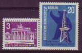 Berlin Jahrgang 1963 postfrisch