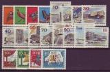 Berlin Jahrgang 1965 postfrisch