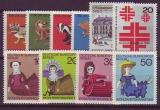 Berlin Jahrgang 1968 postfrisch