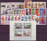 Berlin Jahrgang 1971 postfrisch
