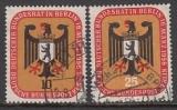 Berlin Mi.-Nr. 136/37 oo