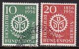 Berlin Mi.-Nr. 138/39 oo