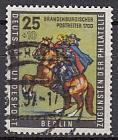 Berlin Mi.-Nr. 158 oo