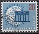 Berlin Mi.-Nr. 189 oo
