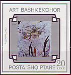 CEPT - Albanien Block 1993 **