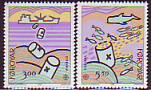 CEPT - Dänemark - Färöer 1986 **