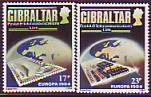 CEPT - Gibraltar 1984 **