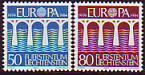 CEPT - Liechtenstein 1984 **