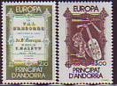CEPT - Andorra frz. 1985 **