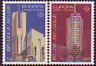 CEPT - Belgien 1987 **