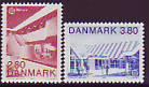 CEPT - Dänemark 1987 **