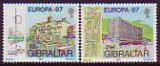 CEPT - Gibraltar 1987 **