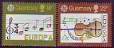 CEPT - Großbritannien - Guernsey 1985 **