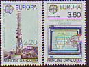 CEPT - Andorra frz. 1988 **