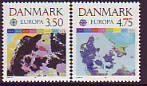 CEPT - Dänemark 1991 **