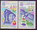 CEPT - Frankreich 1991 **