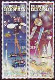 CEPT - Großbritannien Isle of Man 1991 **