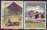 CEPT - Dänemark - Färöer 1990 **