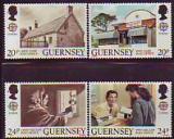CEPT - Großbritannien - Guernsey 1990 **