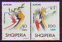 CEPT - Albanien 1995 **