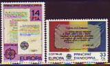 CEPT - Andorra sp. 1982 **