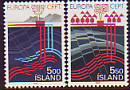 CEPT - Island 1983 **