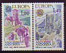 CEPT - Andorra frz. 1977 **