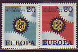 CEPT - BUND 1967 **