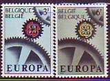 CEPT - Belgien 1967 **