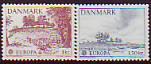 CEPT - Dänemark 1977 **