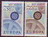 CEPT - Frankeich 1967 **