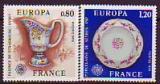 CEPT - Frankreich 1976 **