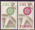 CEPT - Irland 1967 **